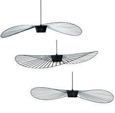 Suspension Vertigo Small / Ø 140 cm Noir - Petite Friture - Décoration et mobilier design avec Made in Design
