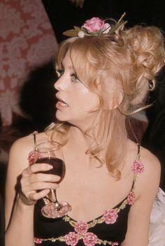 Goldie Hawn March, 1973