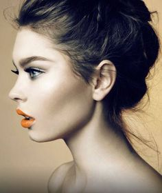 Beautiful makeup #WinWayneGossTheCollection