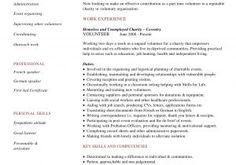 Beautiful Resume Templates Volunteer Work #resume #ResumeTemplates #templates # Volunteer