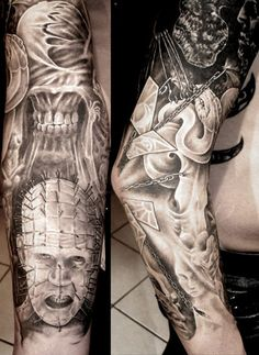 Tattoo by Nicko Metalink