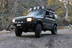 98 Land Rover Discovery, lots of mods - Expedition Portal