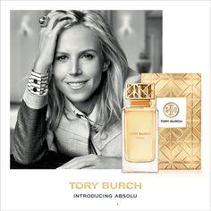 Tory Burch Absolu ~ New Fragrances