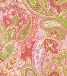 Home Decor Print Fabric-Pkaufmann Gypsy Watermelon at Joann.com
