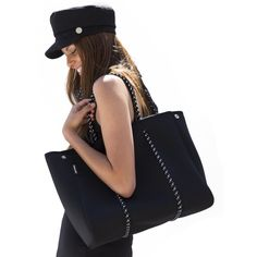 The Brighton Bag (BLACK)