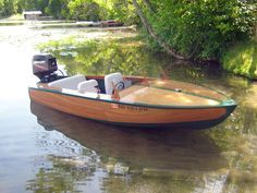 wooden boats | Custom built wooden boats by Red River Wooden Boats