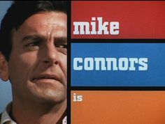 Mike Connors is Mannix