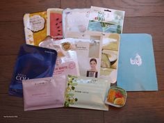 See the World in PINK: March 2015 Beauteque Mask Maven - New Mask Subscription Review