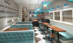 Kerbisher + Malt: won best restaurant design for fast / casual restaurant 2013