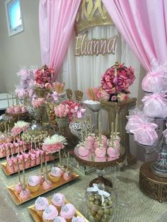 Princess Baby Shower Party Ideas | Photo 1 of 6