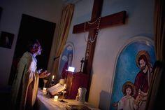 Syrische Christen: Das Land des Paulus verliert seine Christen - Feuilleton - FAZ