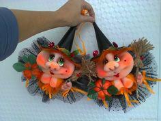Купить Ведьмочка Хэллоуин в интернет магазине на Ярмарке Мастеров