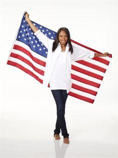 Allyson Felix - Team USA 2012: Track & Field Gold Medalist 200m Dash