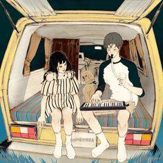 1231번째 이미지 Cute Couple Art, Anime Love Couple, Couple Illustration, Illustration Art, Korean Art, Korean Anime, Pretty Art, Anime Style, Aesthetic Art