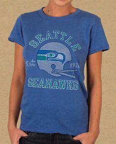 seattle seahawks tee