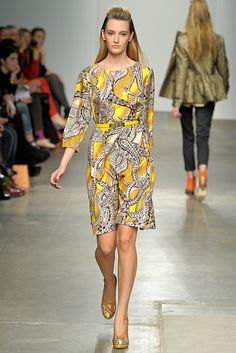 Karen Walker Fall 2012 Ready-to-Wear Collection Photos - Vogue