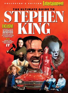 Get More Stephen King