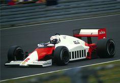 1984 McLaren MP4/2 - TAG Porsche (Alain Prost)