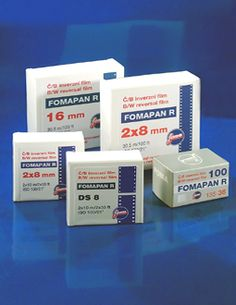 FOMAPAN R 100 DS 8/10 BM - AKCE