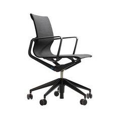 Physix von Alberto Meda for @Vitra Furniture Hier kommt die moderne Version des Aluminium Chair! Mit Physix schuf Alberto Meda den idealen anspruchsvollen und repräsentativen Arbeitsstuhl.