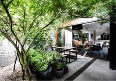 patio © James Geer
