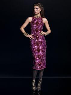99024f5c81 i want this dress! See the Full Balmain x H amp M Collaboration Lookbook!
