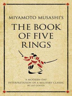 Miyamoto Musashi's 'The Book of Five Rings'