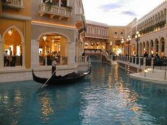 Venice - I want to do a gondola ride. I know they are overpriced, but I regret not doing one the last time I was there!