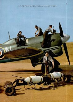 Photo Ww2 Aircraft, Fighter Aircraft, Military Aircraft, Fighter Pilot, Fighter Jets, Westland Whirlwind, Hawker Tempest, Hawker Typhoon, Hawker Hurricane