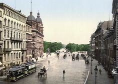 hamburg 1900 | Stephansplatz (Hamburg)