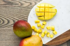 We love mangos.