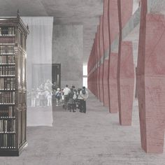 London Public Library, Marco Gatti + Filippo Brutto - BETA