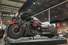 2016 Moto Guzzi MGX-21 Prototype