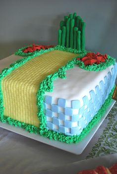 Fussy Monkey Business: Wizard of Oz Birthday Party
