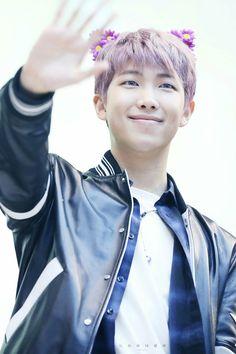 [170224] BTS RAP MONSTER @ Fansigning Myeongdong