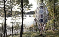 Triumph Architectural Treehouse Award 2014