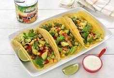 Tacos cu pui si porumb, o reteta mexicana foarte iubita si de catre romani. Dar ce este un taco. Un taco este un preparat pe baza de carne condimentata