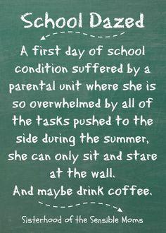 Bring summer back! Our dirty little back to school secret. - Sisterhood of the Sensible Moms