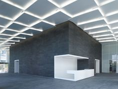 3Cubes Office Building, Shanghai, China / gmp - 谷德设计网