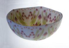 DOROTHY FEIBLEMAN BOWL NY3  Soft paste porcelain, nerikomi technique