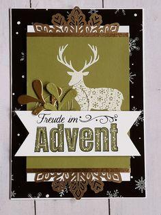 weihnachtsbuch mit anh nger von stampin up weihnachten. Black Bedroom Furniture Sets. Home Design Ideas