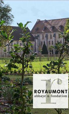 Inauguration du jardin-potager de Royaumont - http://www.franceregion.fr/idees-de-sorties-en-ile-de-france-art463