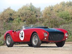 Ferrari 375 MM Spyder '1953–54