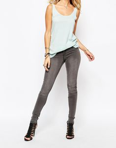 Noisy May Eve Low Rise Skinny Jean