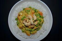 Mlsná máma : Indické žluté curry