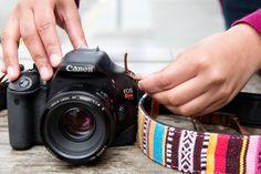 The Spring Break #Camera Strap - The Photojojo Store! For more photography gift ideas visit http://leimomi.com.au/