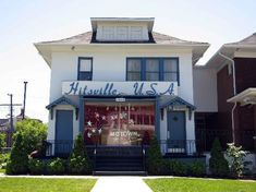 Mapping Motown: The Sites Sacred To the Sound