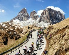 Passo Sella, Dolomites Jered Gruber photo