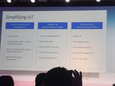 Neil Hampshire @Neil_H_NYC: Simplifying IoT with @Microsoft #Azure - see how @ModusLink is doing this on Thursday #iotworld16