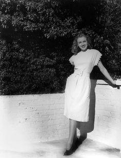 Marilyn by Edwin Steinie Steinmeyer 1946